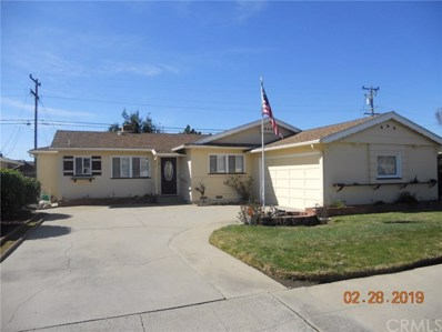 605 S Lucas Drive, Santa Maria, CA 93454 - MLS#: PI19051575