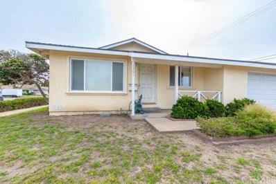 1502 S Walnut Drive, Santa Maria, CA 93458 - MLS#: PI19086526