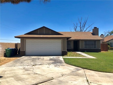 45404 Bison Circle, Lancaster, CA 93535 - MLS#: PI19097543
