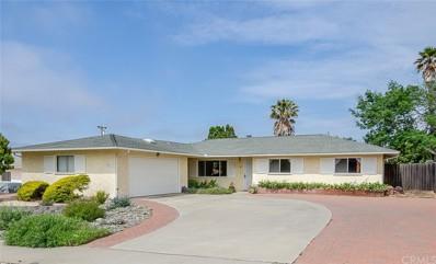 4493 Sunview Drive, Santa Maria, CA 93455 - MLS#: PI19122656