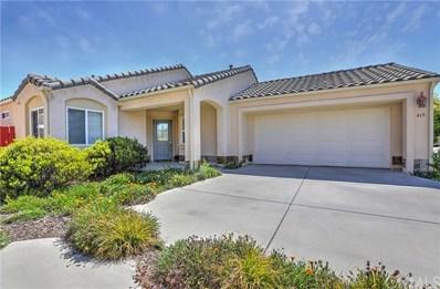 415 Bakeman Lane, Arroyo Grande, CA 93420 - MLS#: PI19181217