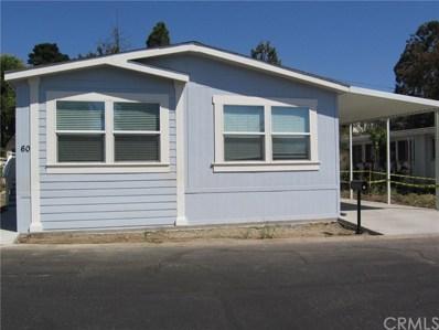 355 W Clark Avenue UNIT 60, Santa Maria, CA 93455 - MLS#: PI19197484