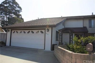 617 Cerro Vista Circle, Arroyo Grande, CA 93420 - MLS#: PI19211218