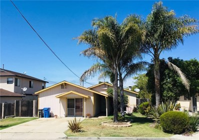 165 E Price Street, Nipomo, CA 93444 - MLS#: PI19221538