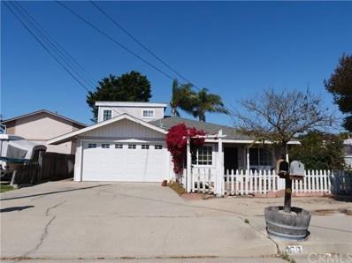 1069 Trouville Avenue, Grover Beach, CA 93433 - MLS#: PI19231382