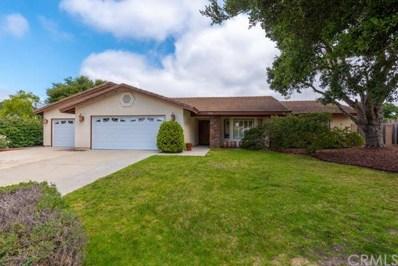 1111 Craig Drive, Lompoc, CA 93436 - MLS#: PI19238491