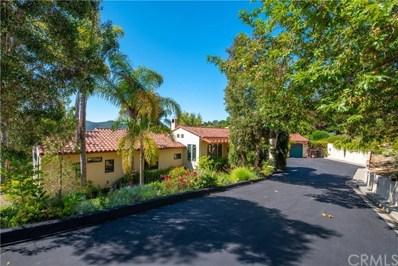 1155 Bassi Drive, San Luis Obispo, CA 93405 - MLS#: PI19239693