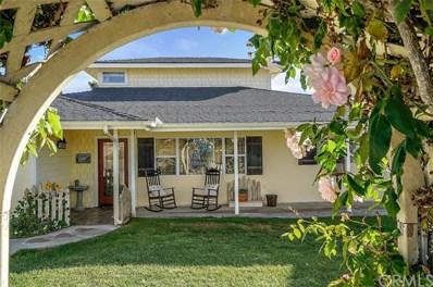 638 Ocean View Avenue, Grover Beach, CA 93433 - MLS#: PI19244349