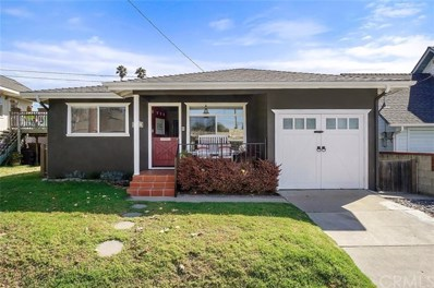 241 Placentia Avenue, Pismo Beach, CA 93449 - MLS#: PI19248423
