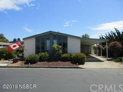 519 W Taylor Street UNIT 352, Santa Maria, CA 93458 - MLS#: PI19268592