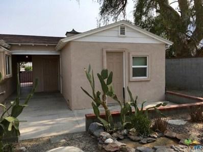 344 W Racquet Club Road, Palm Springs, CA 92262 - MLS#: PI19271964