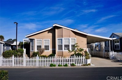 765 Mesa View Drive UNIT 228, Arroyo Grande, CA 93420 - MLS#: PI20002638