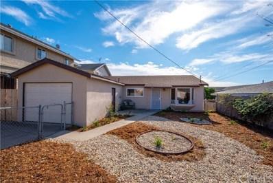 542 Ramona Avenue, Grover Beach, CA 93433 - MLS#: PI20005864