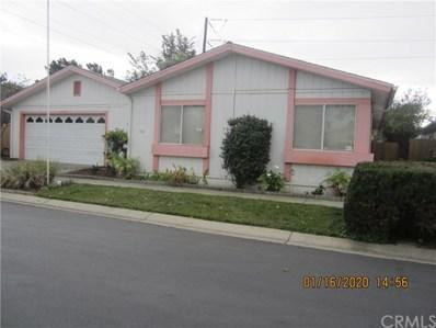 804 Vista Montana, Santa Maria, CA 93458 - MLS#: PI20012259