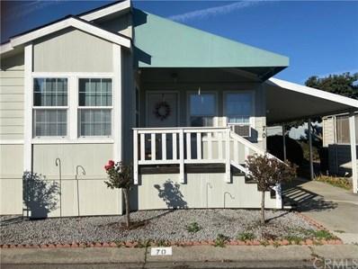 3395 S Higuera Street UNIT 70, San Luis Obispo, CA 93401 - #: PI20012561