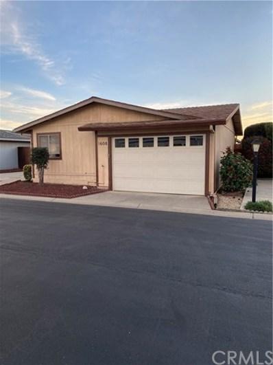 1608 Via Ynez, Santa Maria, CA 93454 - MLS#: PI20080986