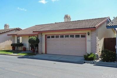 1726 Rio Vista Lane, Santa Maria, CA 93454 - MLS#: PI20112387