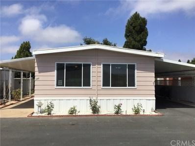 1701 S Thornburg Street UNIT 133, Santa Maria, CA 93458 - MLS#: PI20143171