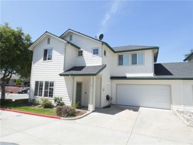 1180 Ash Street UNIT A, Arroyo Grande, CA 93420 - MLS#: PI21066419