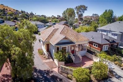 1035 Leff Street, San Luis Obispo, CA 93401 - MLS#: PI21129366