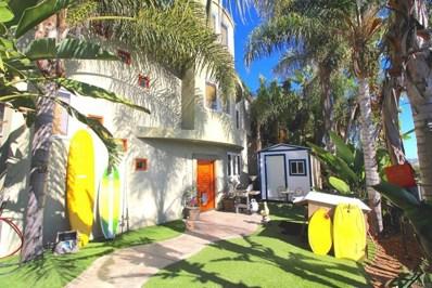 4812 Beryl Way, San Diego, CA 92109 - MLS#: PTP2000152
