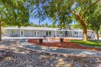 1863 Dehesa Road, El Cajon, CA 92019 - MLS#: PTP2000881