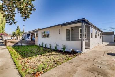 2624 S Spaulding Avenue, Los Angeles, CA 90016 - MLS#: PTP2001165