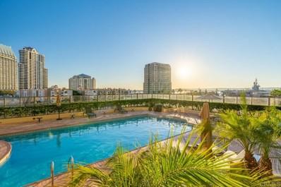 700 W E Street UNIT 512, San Diego, CA 92101 - MLS#: PTP2001217