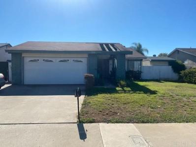 1515 Robbiejean Place, El Cajon, CA 92019 - MLS#: PTP2001325