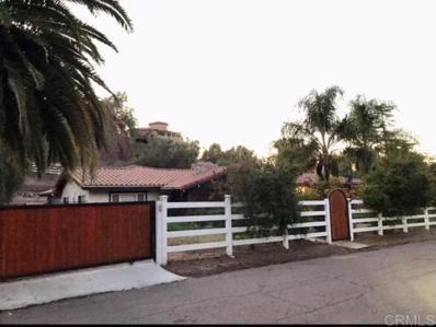 3822 Palm Drive, Bonita, CA 91902 - MLS#: PTP2001522