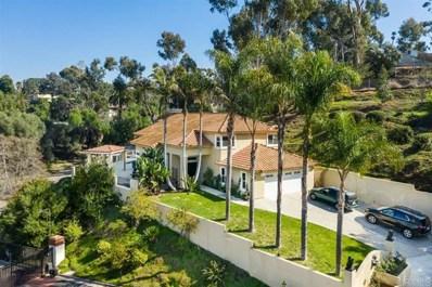 3676 Valley Road, Bonita, CA 91902 - MLS#: PTP2001909