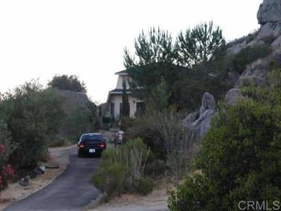 2450 Buckman Springs Road, Campo, CA 91906 - MLS#: PTP2100010