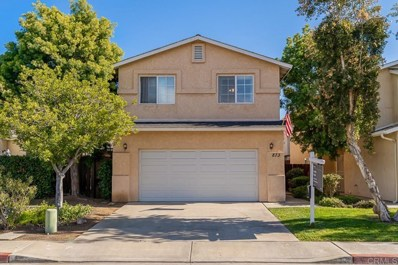 873 Elizabeth Way, El Cajon, CA 92019 - MLS#: PTP2100201
