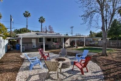 3448 Fairway Drive, La Mesa, CA 91941 - MLS#: PTP2100250