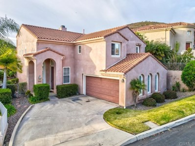 10462 Miracle Waters Court, Spring Valley, CA 91977 - MLS#: PTP2100306