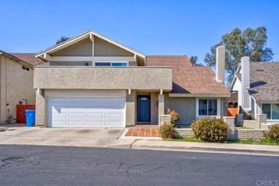 1383 Blue Falls Drive, Chula Vista, CA 91910 - MLS#: PTP2101373