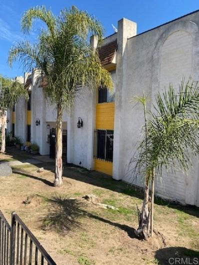 4161 Winona Ave UNIT 8, San Diego, CA 92105 - MLS#: PTP2101668