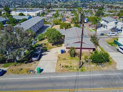 1328 Helix Street, Spring Valley, CA 91977 - MLS#: PTP2102451