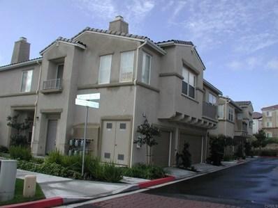 744 Caminito Obispo UNIT 1, Chula Vista, CA 91913 - MLS#: PTP2102960