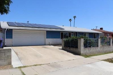 3519 40th St, San Diego, CA 92105 - MLS#: PTP2103015