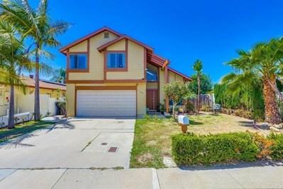 584 Parkwood Drive, San Diego, CA 92139 - MLS#: PTP2103057