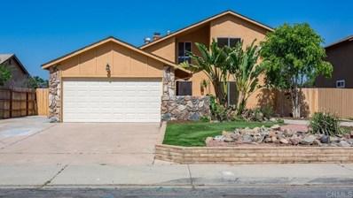 8676 Cordial Road, El Cajon, CA 92021 - MLS#: PTP2103132