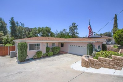 13355 MARJAY Drive, Lakeside, CA 92040 - MLS#: PTP2103271