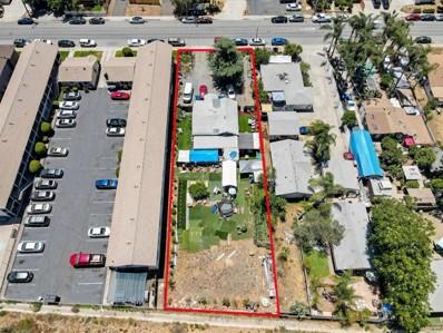1424 Oakdale ave, El Cajon, CA 92021 - MLS#: PTP2103579