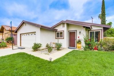 1941 Lindsley Park Drive, San Marcos, CA 92069 - MLS#: PTP2104161