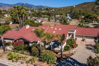26151 Bellemore Drive, Ramona, CA 92065 - MLS#: PTP2104261