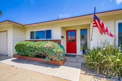 1525 Standlake Street, San Diego, CA 92154 - MLS#: PTP2104462