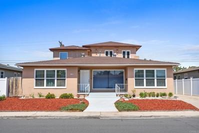 4933 Art Street, San Diego, CA 92115 - MLS#: PTP2104714