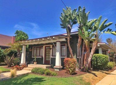 1319 Granada Avenue, San Diego, CA 92102 - MLS#: PTP2104725