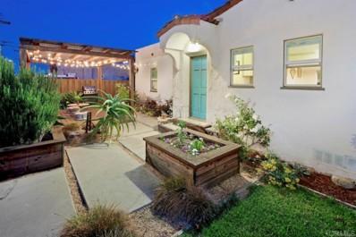 3791 32Nd Street, San Diego, CA 92104 - MLS#: PTP2104999